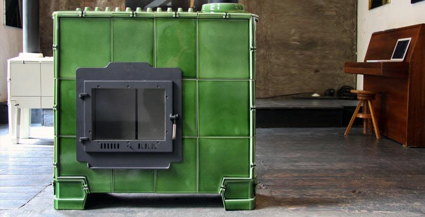 Tichelaar kachel verwarming van het huis met brandhout for Tichelaar makkum tegels
